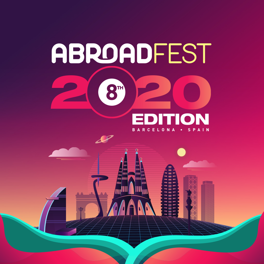 Walking Dead Events 2020.Abroadfest Europe 2020 Tickets Thu Mar 5 2020 At 11 00 Pm