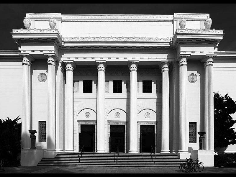 Internet Archive in San Francisco