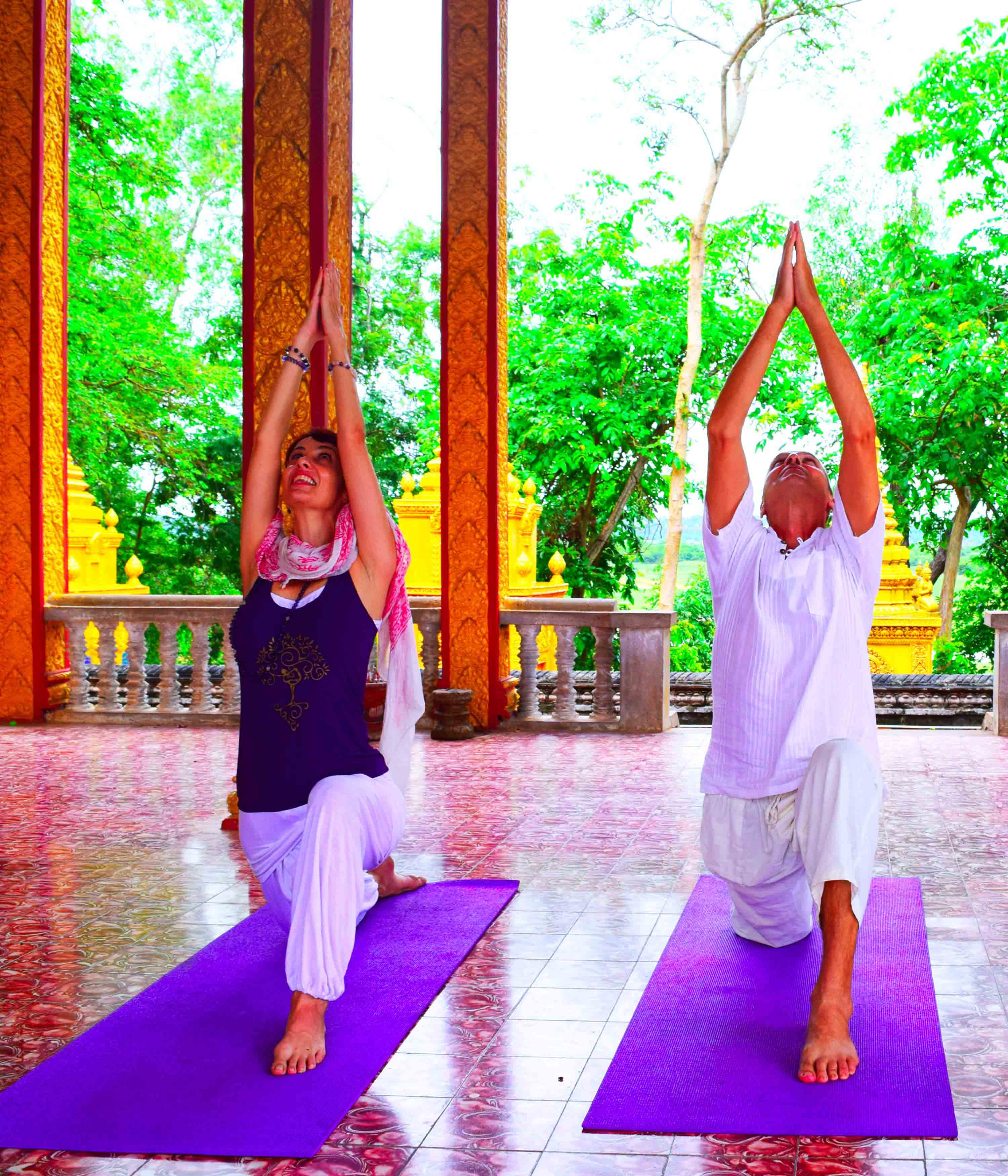Wellness Retreat Cambodia at Navutu Dreams