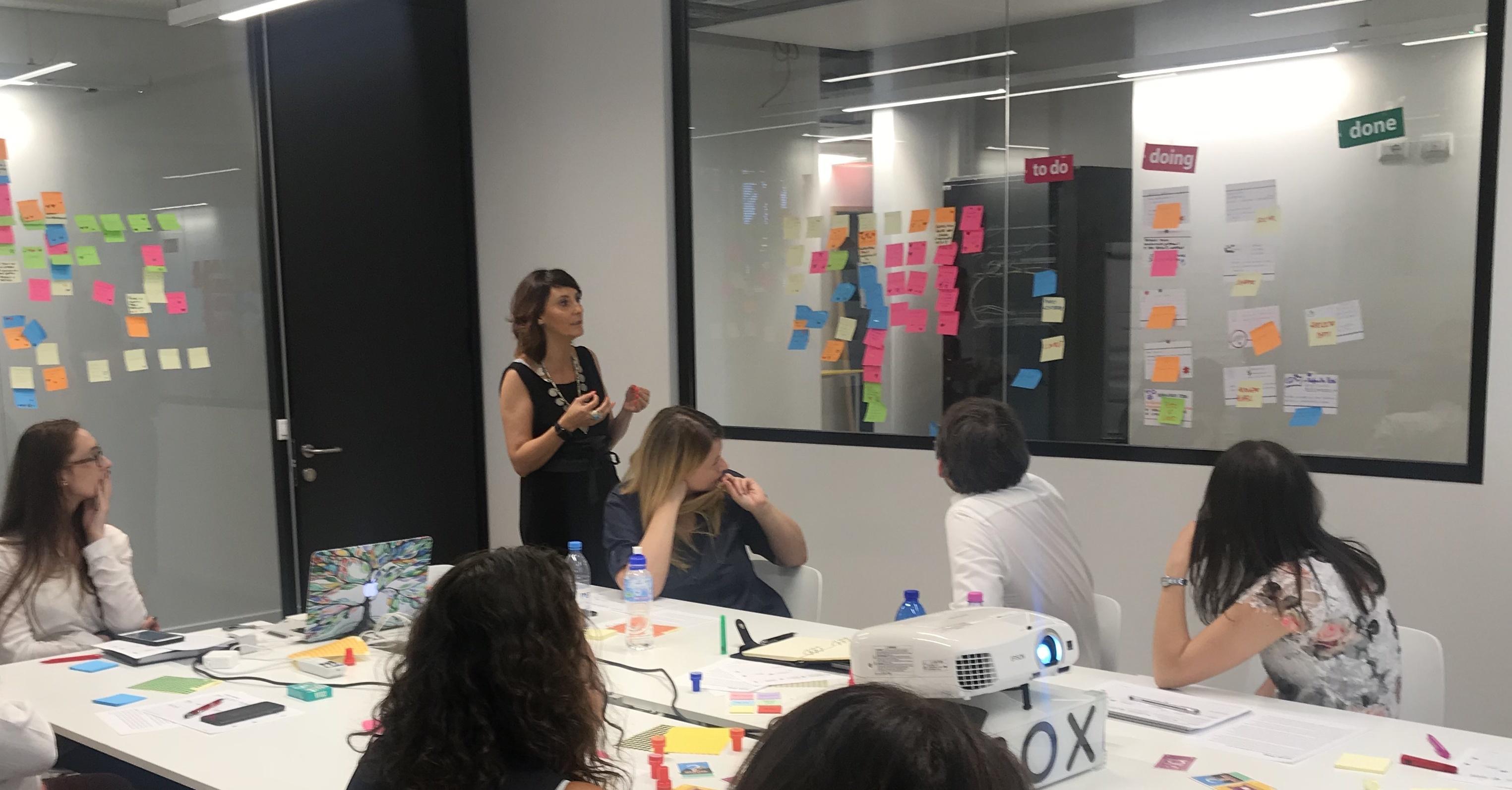 Certified Agile Marketing Professional Workshop