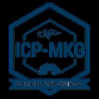 Certified Agile Marketing Professional ICP-MKG badge