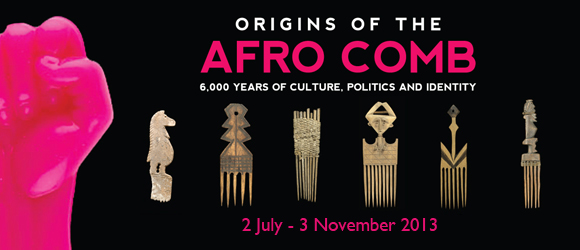 Afro Comb secrets and origins