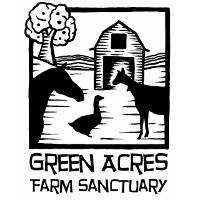 Green Acres Farm Sanctuary logo