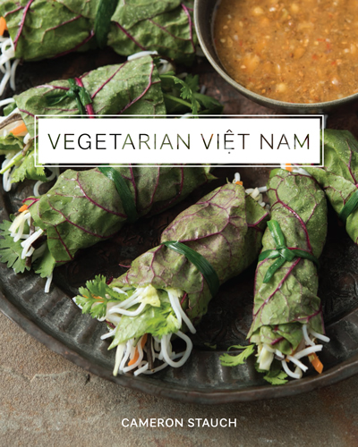 Cameron's new cookbook - Vegetarian Vietnam