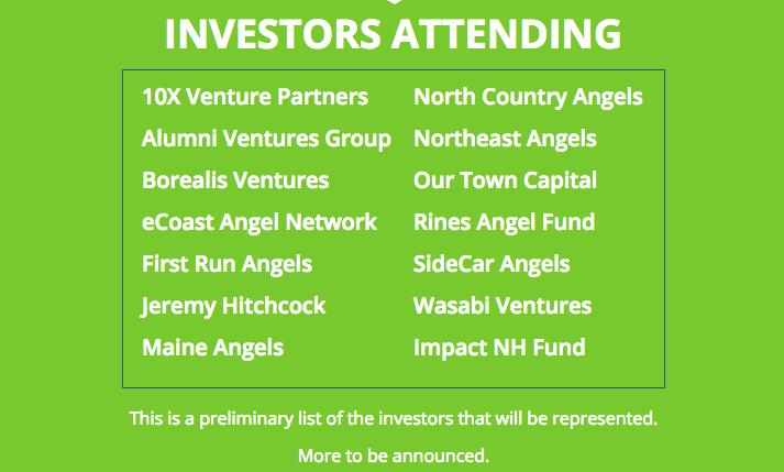 Investors attending