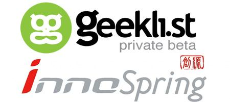 Geeklist's G2 Global Hackathon at Innospring