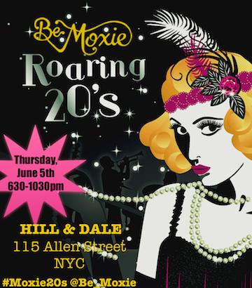 Be Moxie Roaring 20s