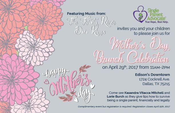 2017 Mother's Day Brunch Celebration