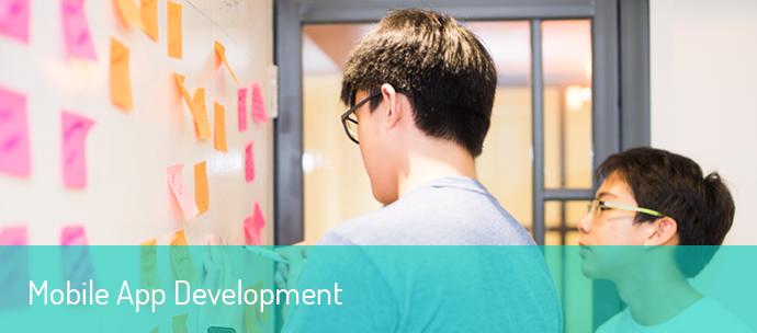 Creator mobile app development