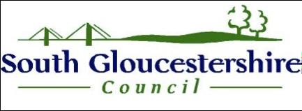 South Glos Council Logo