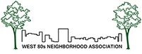 West 80s Neighborhood Association Logo