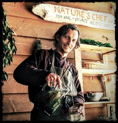 Tom Krall Nature's Chef