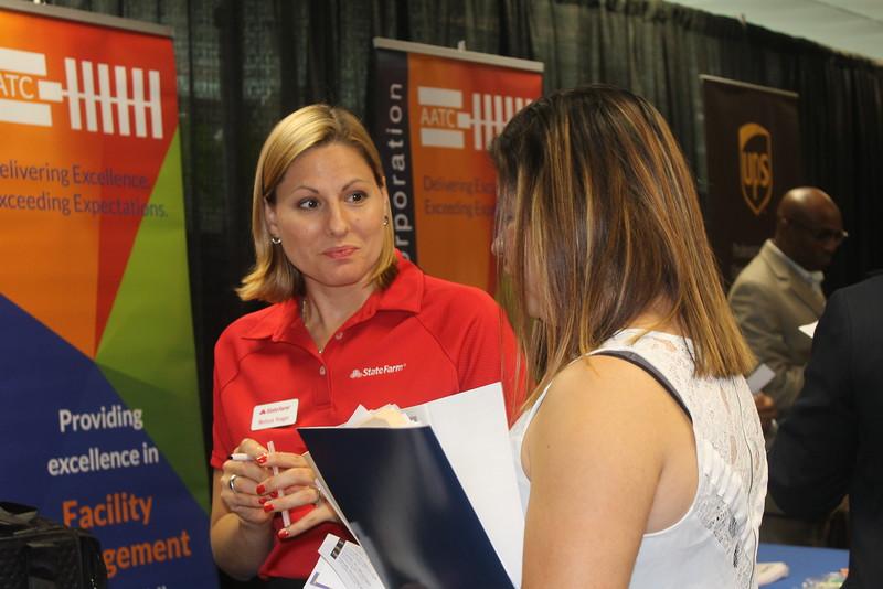 Career Expo Latin American Associacion