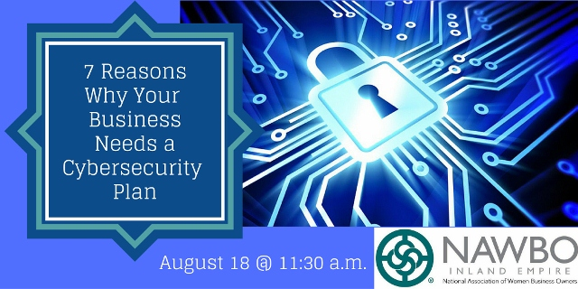 NAWBO IE Cybersecurity Meeting
