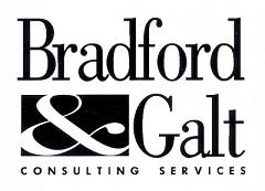 BRADFORD & GALT LOGO