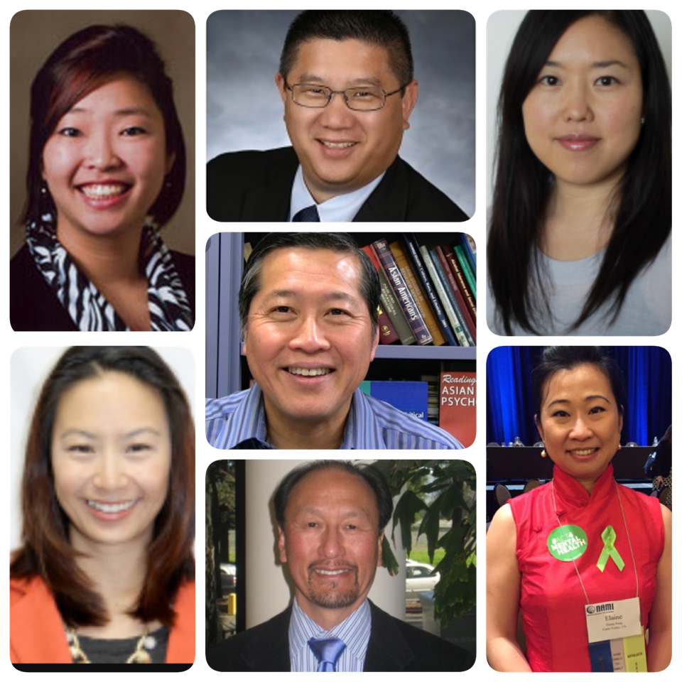 Conference presenters of CAMHC 2017