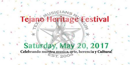Tejano Heritage Festival logo