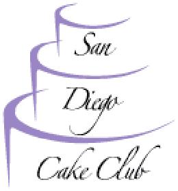 San Diego Cake Club logo