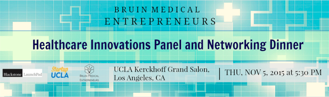 Healthcare Innovations Panel