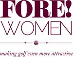 FORE! WOMEN logo