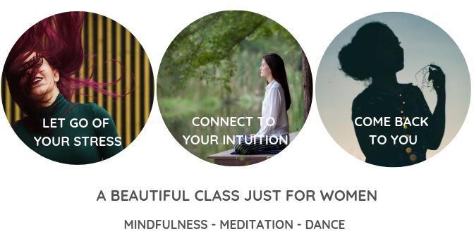 womens dance meditation