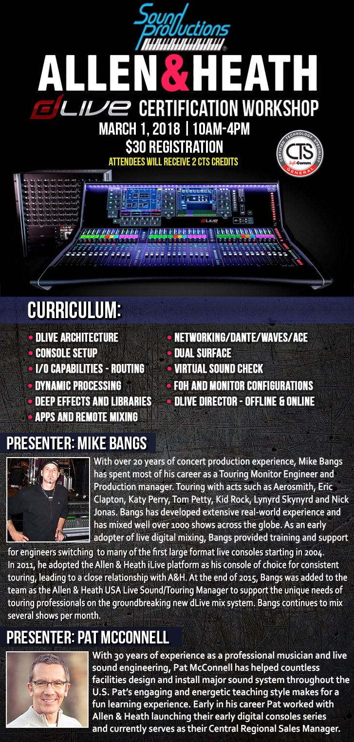 @ Sound Productions, Inc | Irving | Texas | United States