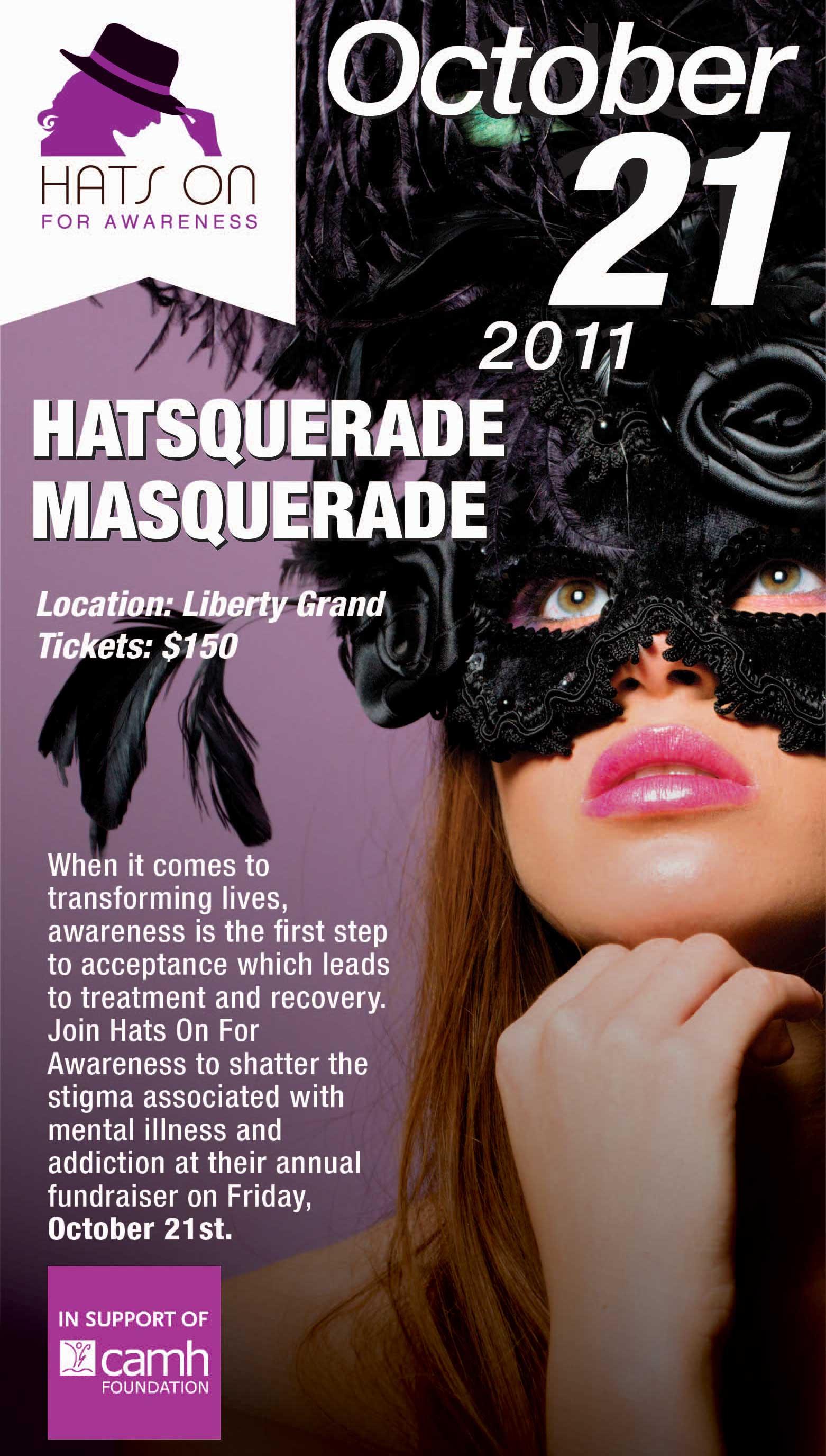 Hatsquerade Masquerade