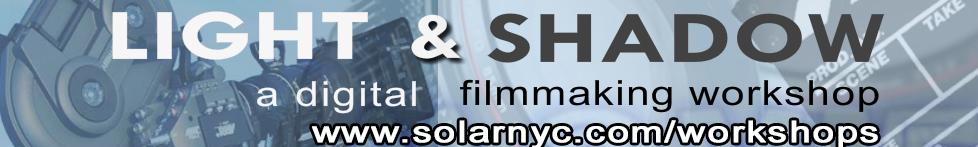 Solar Workshops