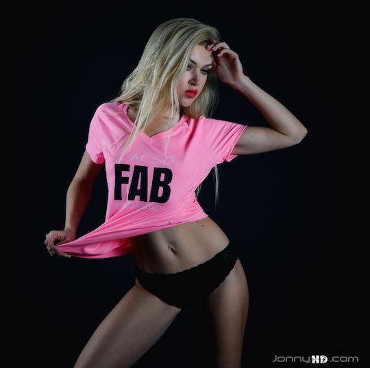 Studio-FAB t-shirt with Dasha