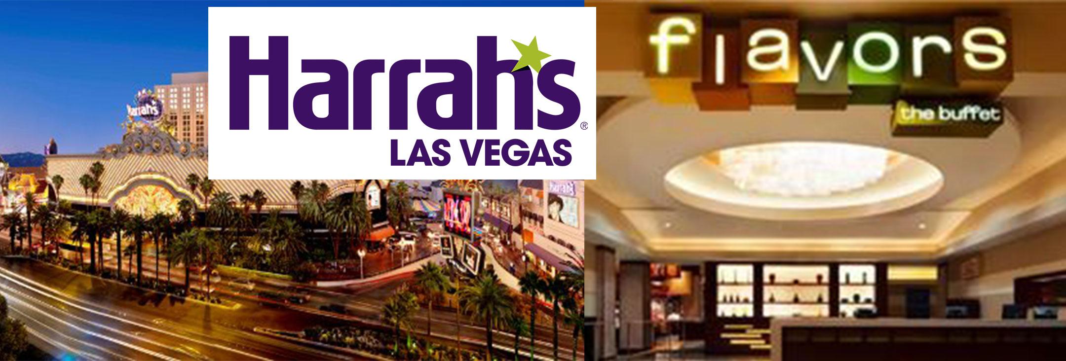 Harrahs Las Vegas Flavors Buffet