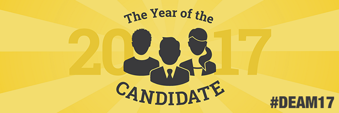 2017 The Year of the Candidate