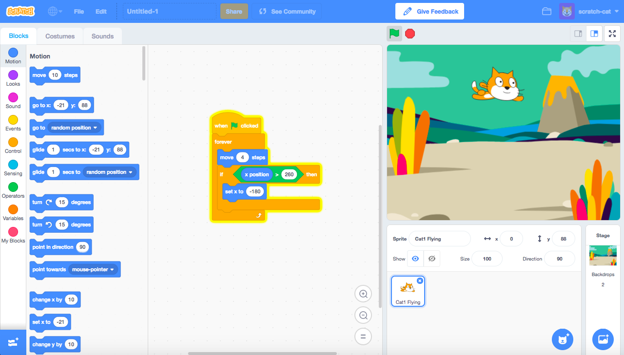 Build your Sonic Game with Coding for Kids (Claremont) - 17 APR 2019