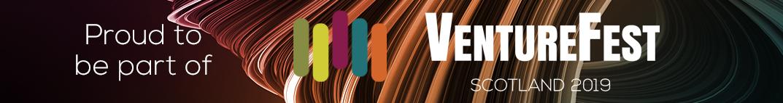 Venturefest logo banner
