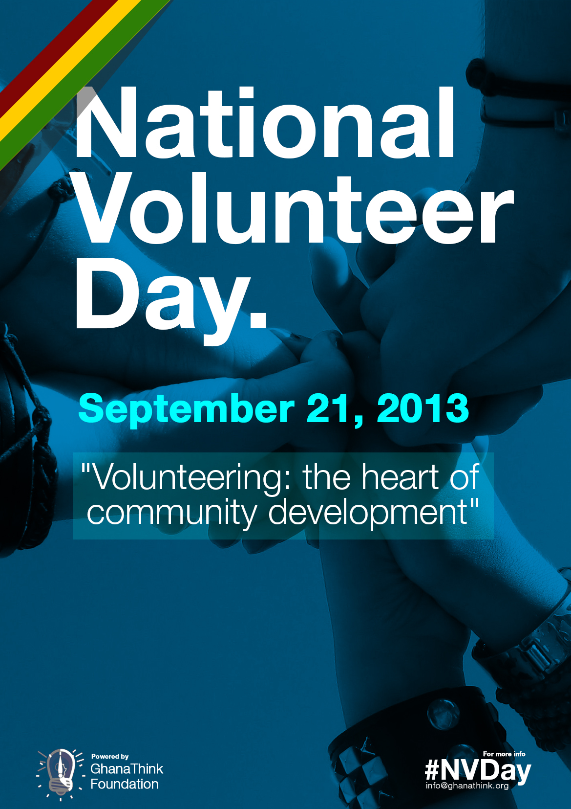 NVDay Poster