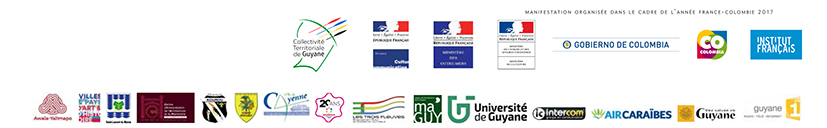 Logos des partenaires des RPG2017
