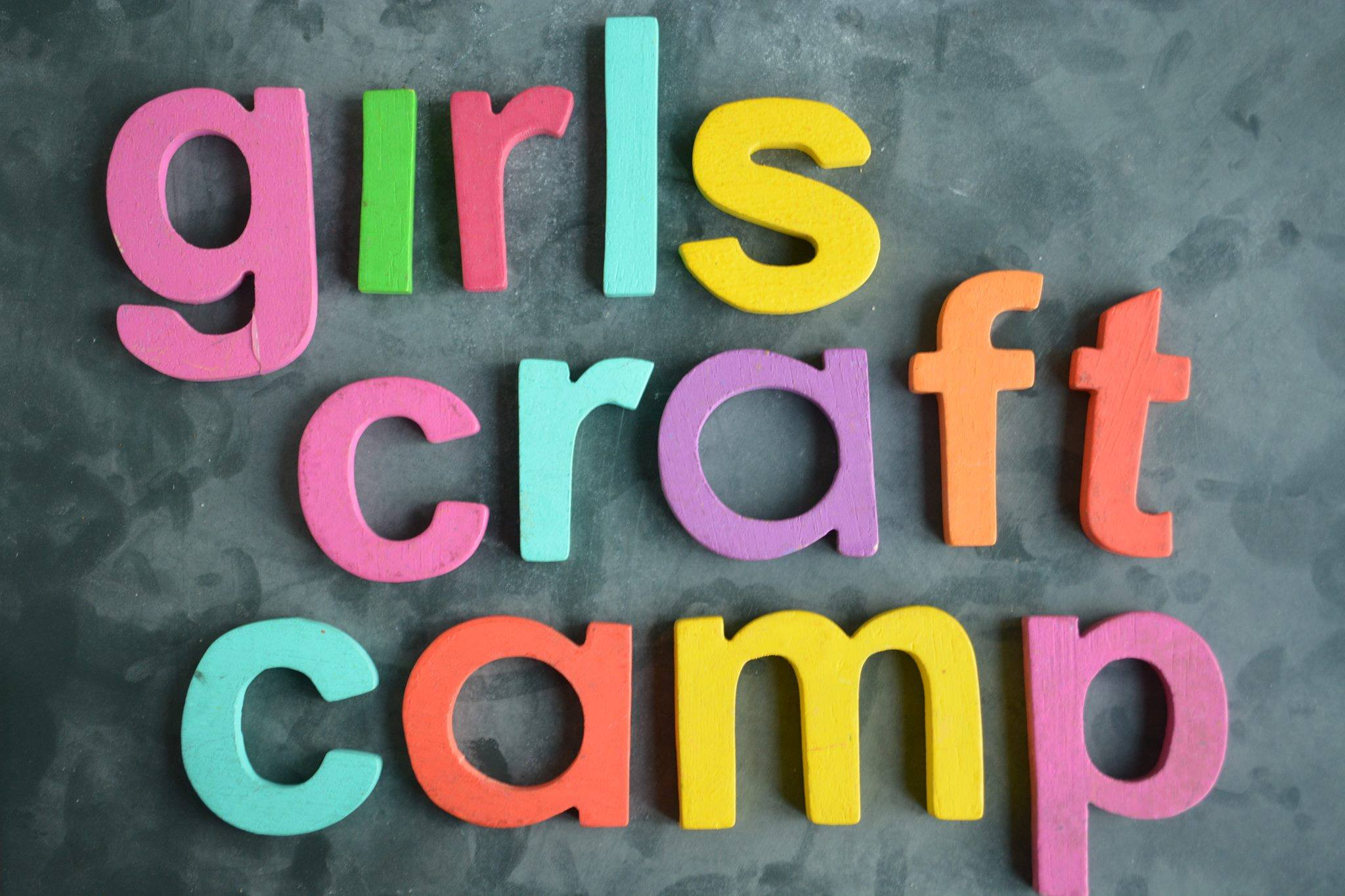 Mini craft camp for girls ages 8 12 tickets tue aug 23 for Crafts for girls age 9