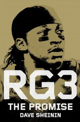 book cover RG3 the promise
