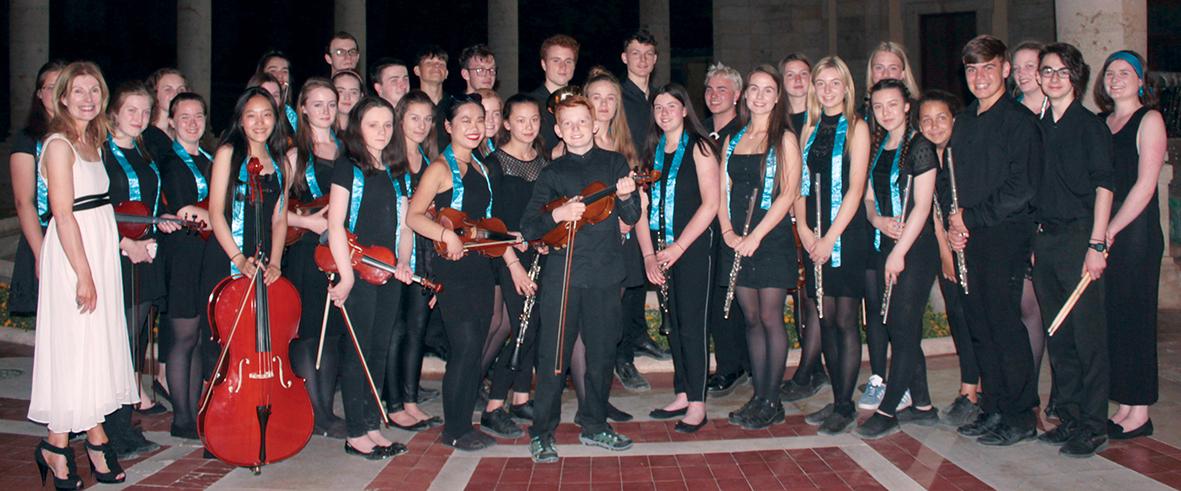 Mayo Youth Orchestra