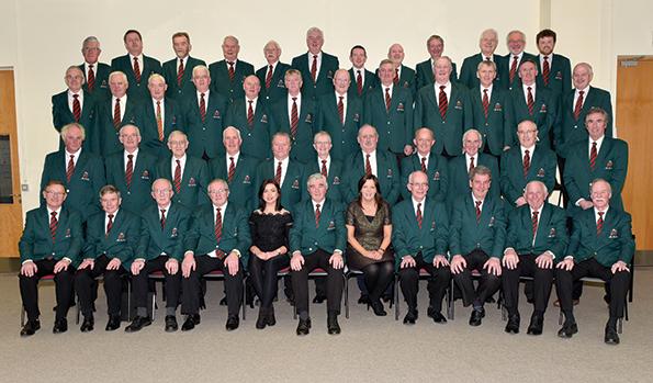 Mayo Male Voice Choir