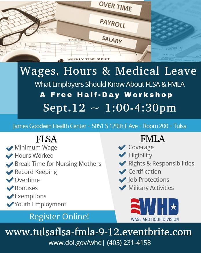 9-12-19 Tulsa Employer Workshop