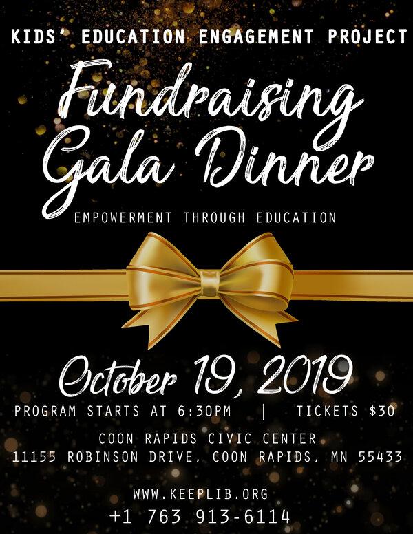 KEEP Fundraising Gala Dinner