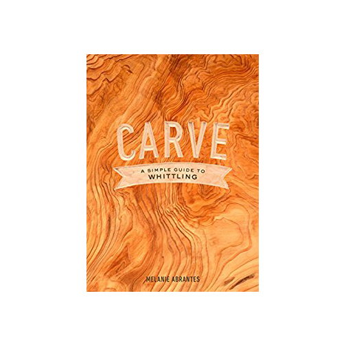 Carve Book Cover