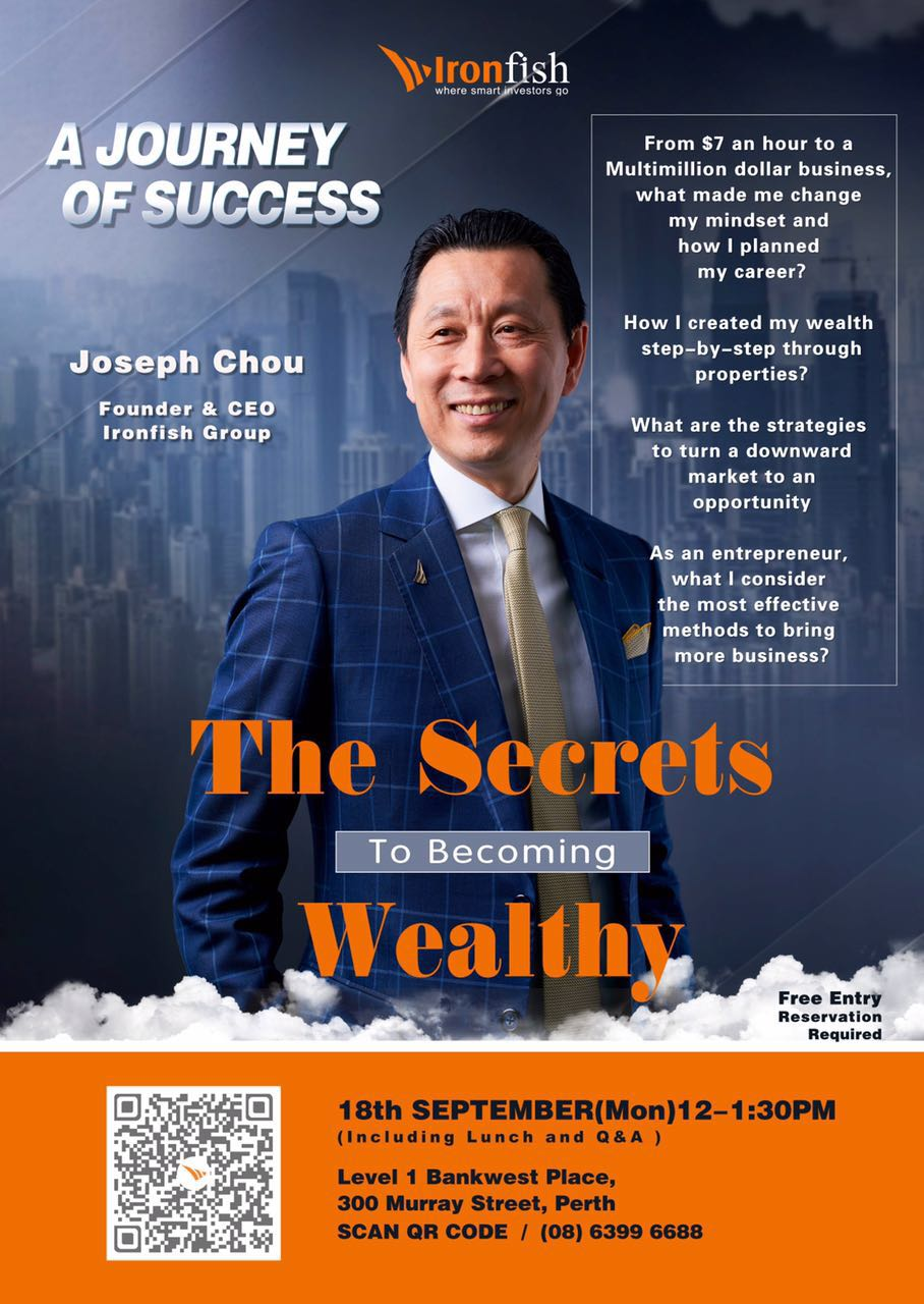 The Secrets to Becoming Wealthy