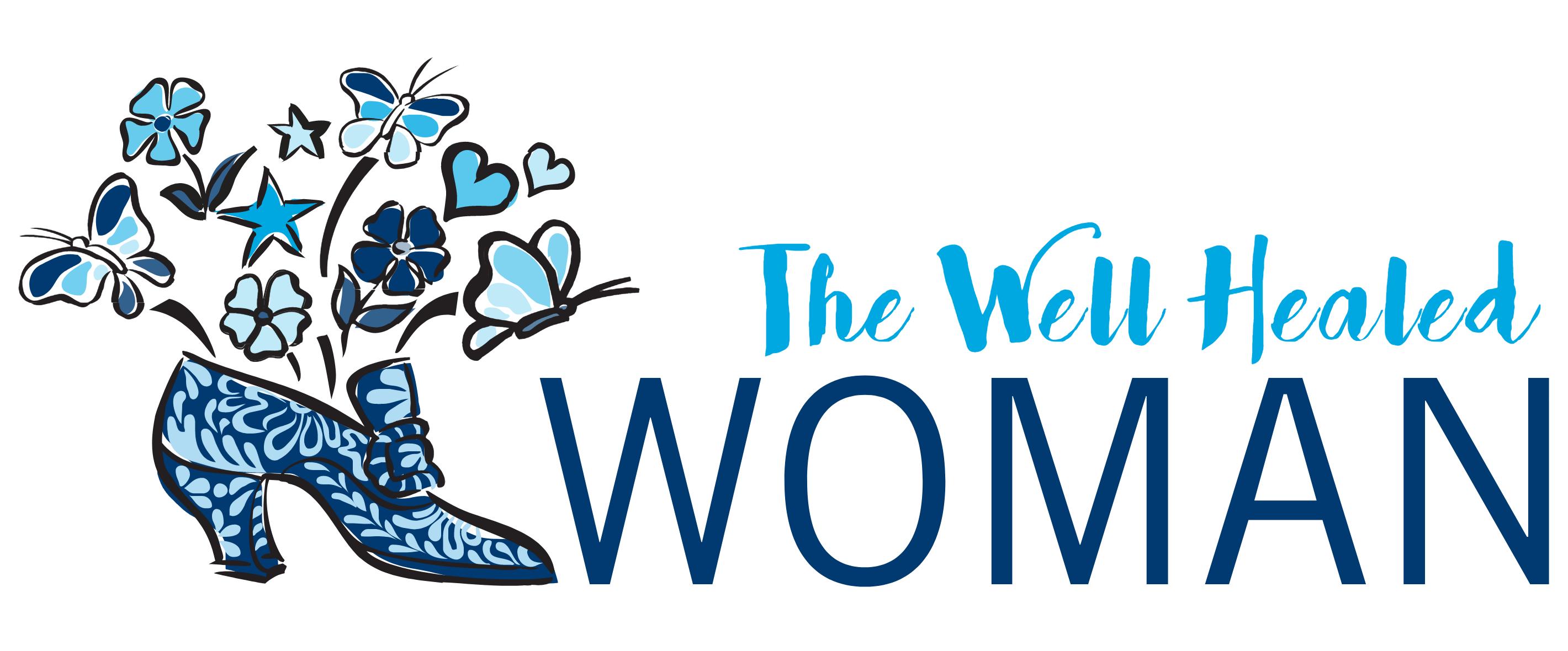 Well Healed Woman Logo