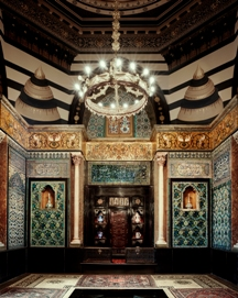 The Arab Hall, Photo Justin Barton