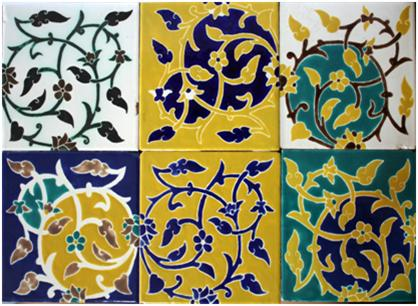 picture of tiles