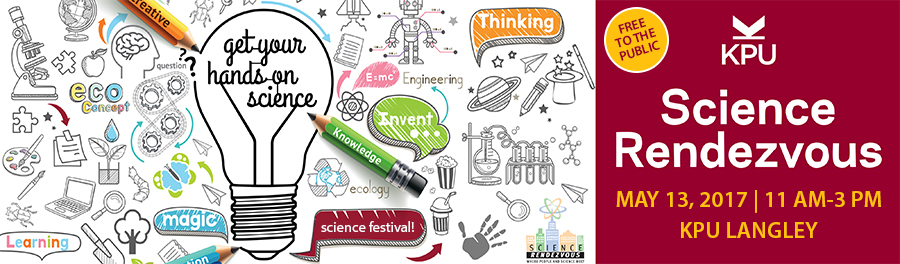 KPU Science Rendezvous 2017