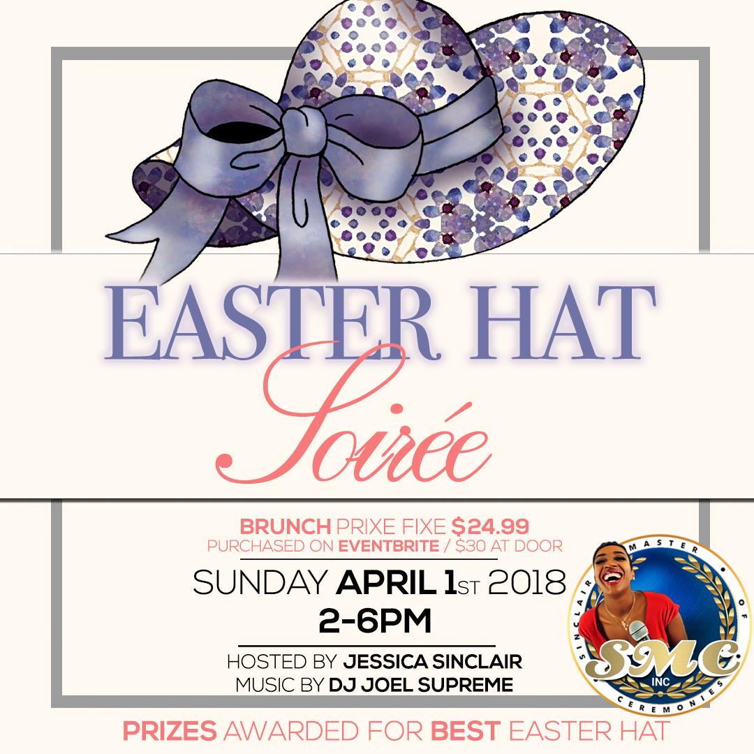 Easter Hat Soirée at Pa-Nash
