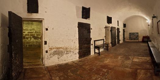 Lancaster Castle Cells