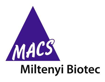 Miltenyi Biotec Sponsor Logo